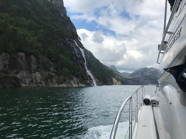 Lysetur, MY Elise, Lysefjorden, cruise, båttur, boat trip, Blåtur