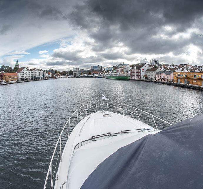 MY Elise i Vågen Stavanger